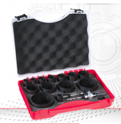 Euroboor-Holesaw-Set-16-Piece-bi-metall-hole-saw-set-United-Tools-Limited